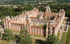 Royal Holloway College Interflam 2019